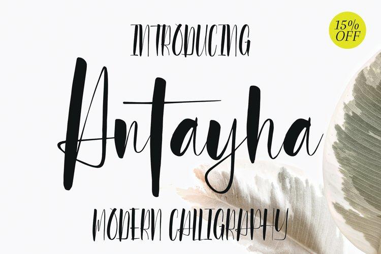 Antayha example image 1