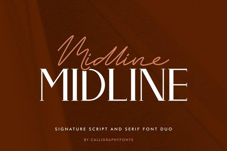 Midline example image 1