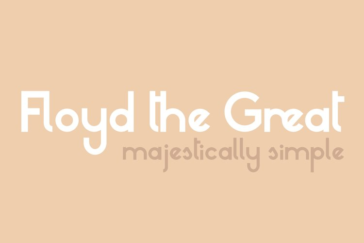 Floyd the Great example image 1