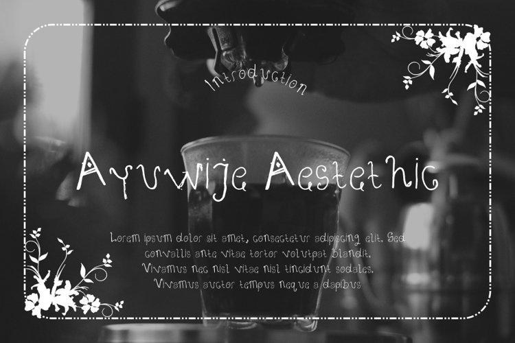 Ayuwije Aestethic example image 1