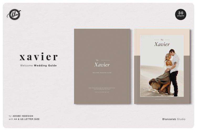 Xavier Welcome Wedding Guide example image 1
