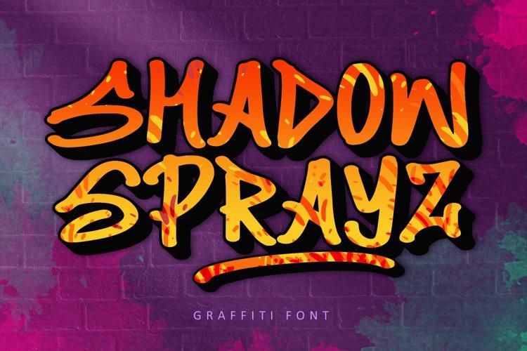 Shadow Sprayz example image 1