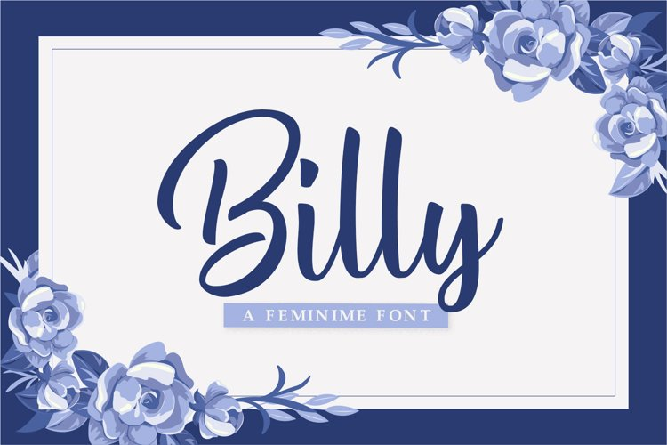 Billy example image 1
