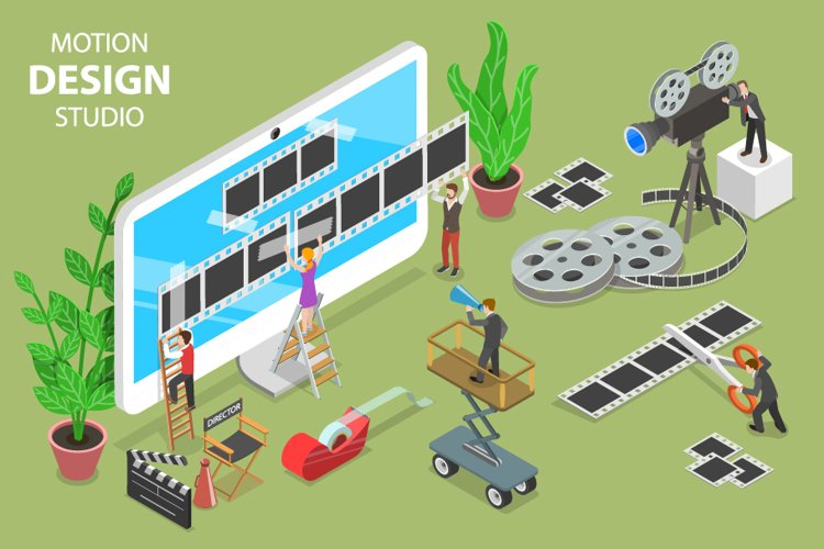 Motion design studio