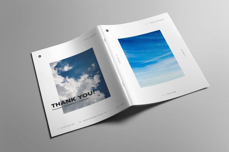 Portfolio Book/Brochure Template example image 1