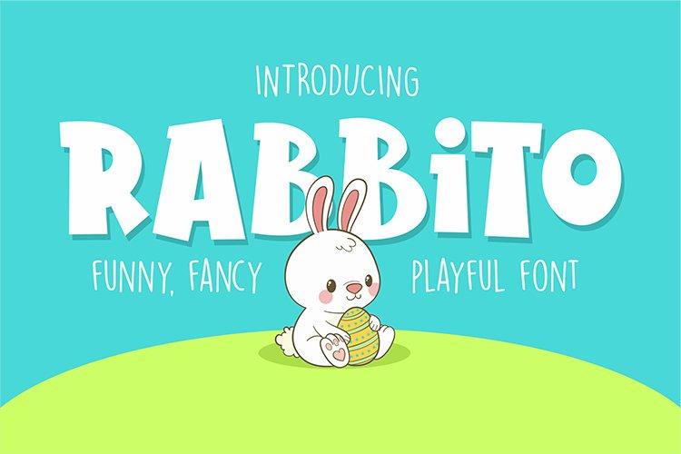 Rabbito example image 1