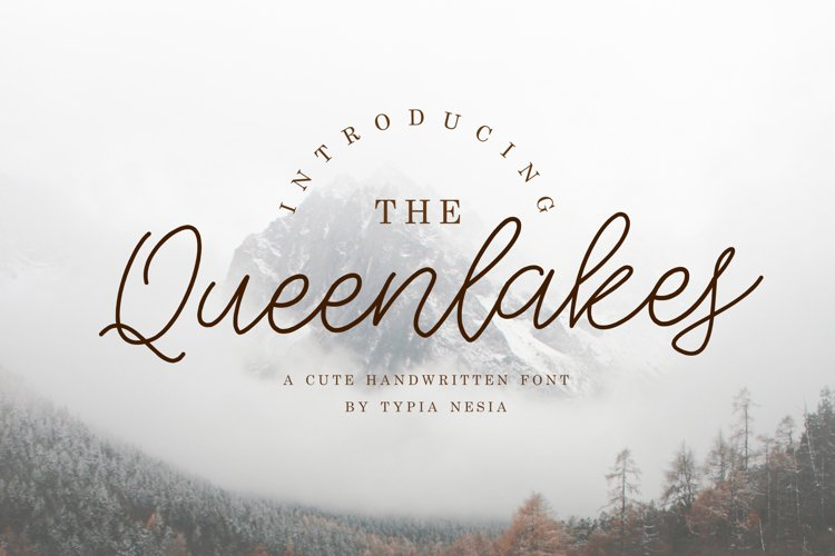 The Queenlakes example image 1