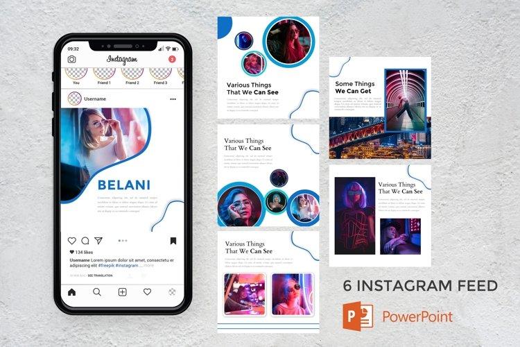 Instagram Feed - Belani example image 1