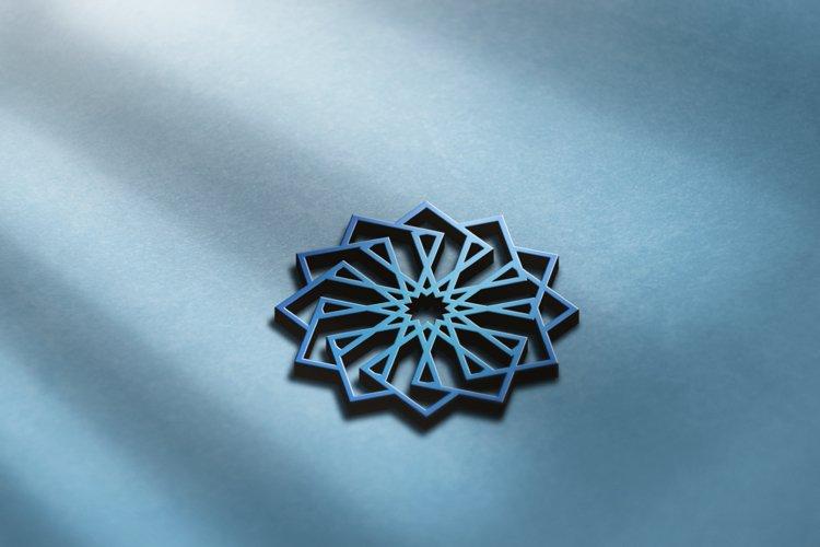 Decorative Logo example 3