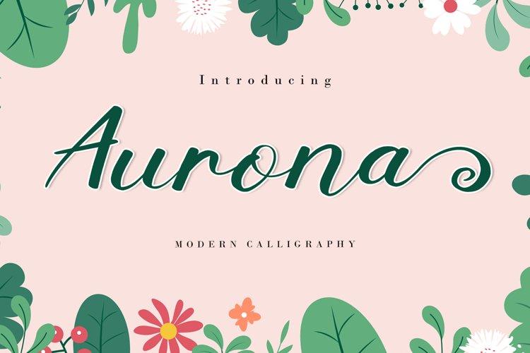 Aurona example image 1
