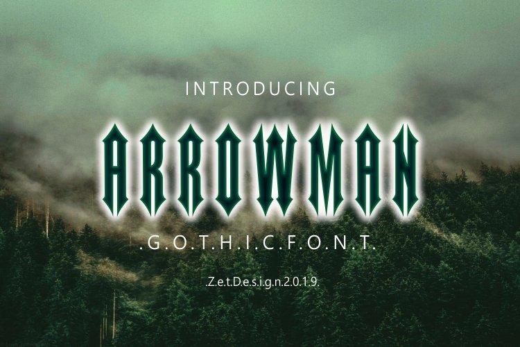 Arrowman example image 1