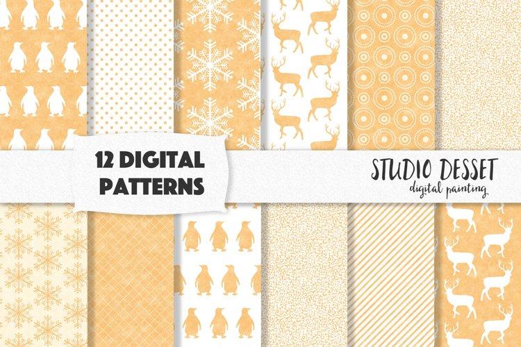 Christmas Digital Patterns