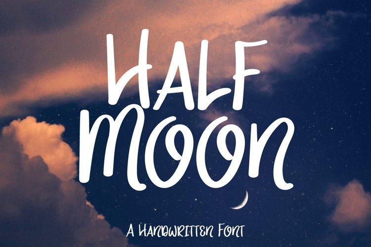 Half Moon example image 1