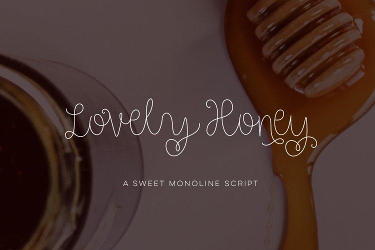 Lovely Honey example image 1