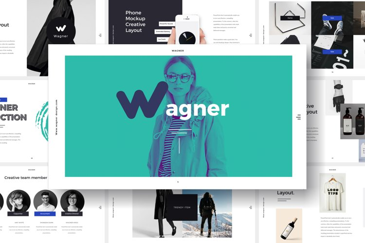 Wagner PowerPoint Template