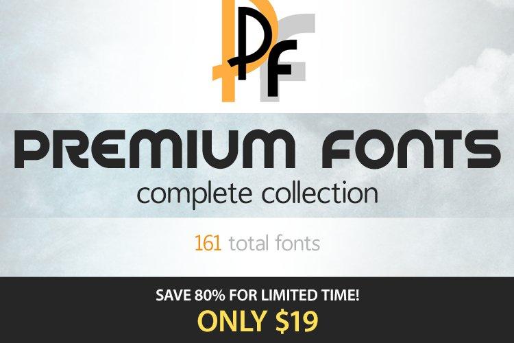 Premium Fonts
