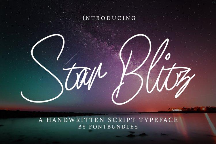 Star Blitz example image 1
