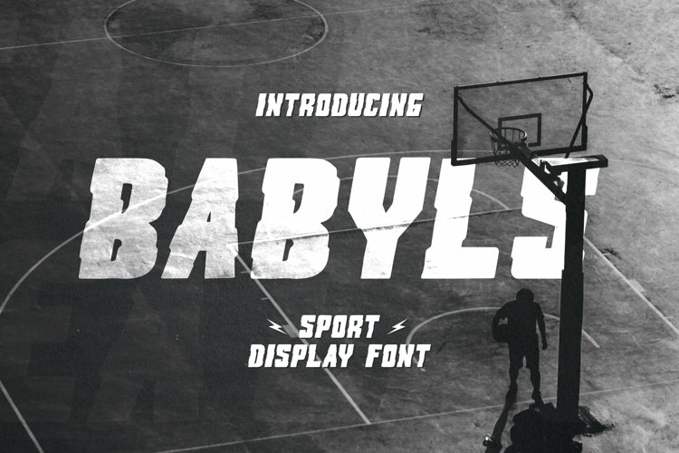 Babyls Font example image 1