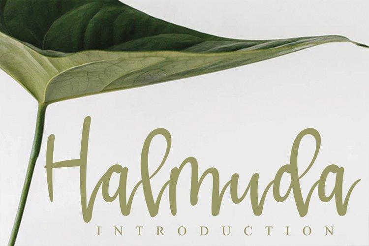 Halmuda example image 1