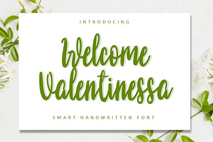 Welcome Valentinessa example image 1