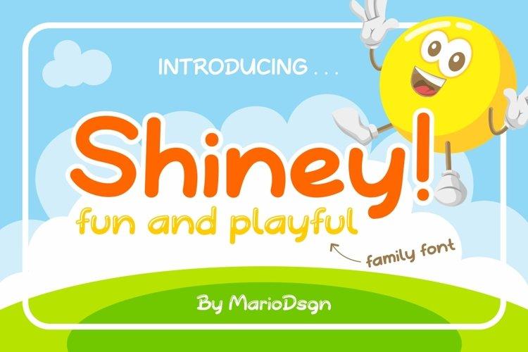 Shiney example image 1