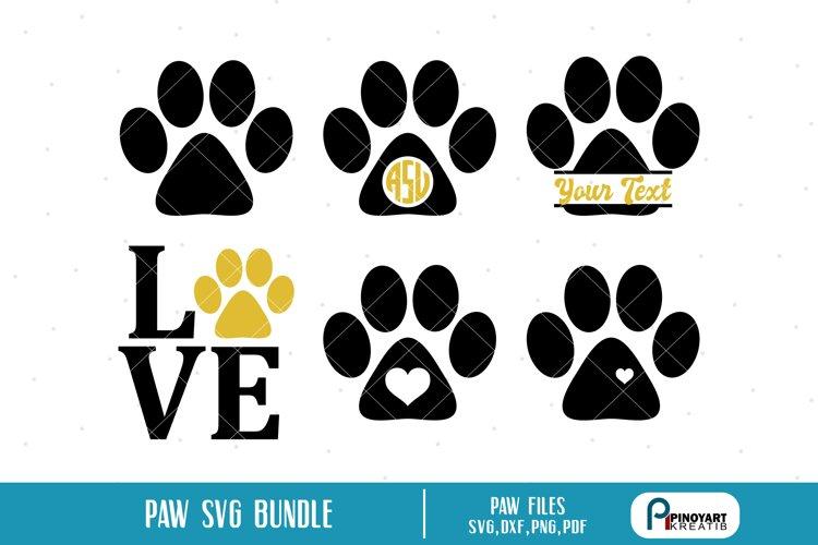 paw svg,paw svg file,paw dxf,paw dxf file,paw cut file,paw