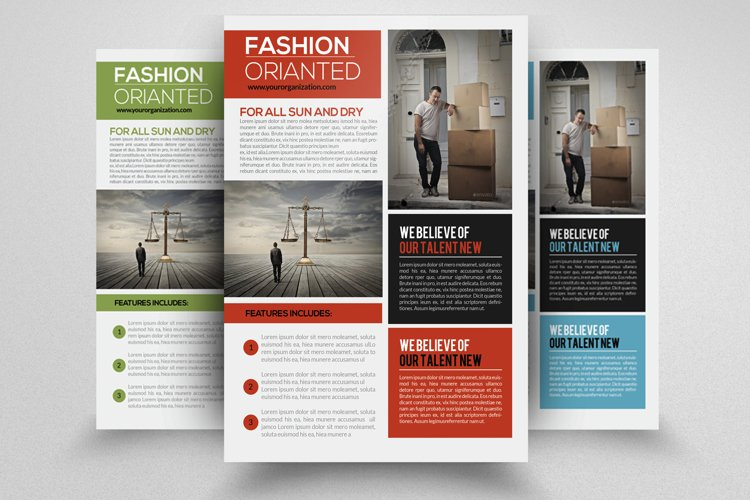 Legal Business Flyers example image 1
