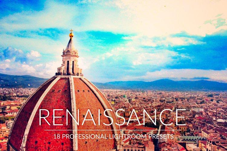Renaissance Lr Presets example image 1