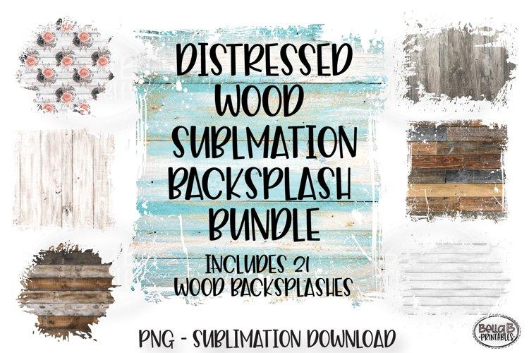 Sublimation Background Bundle, Wood Backgrounds, Frames example image 1