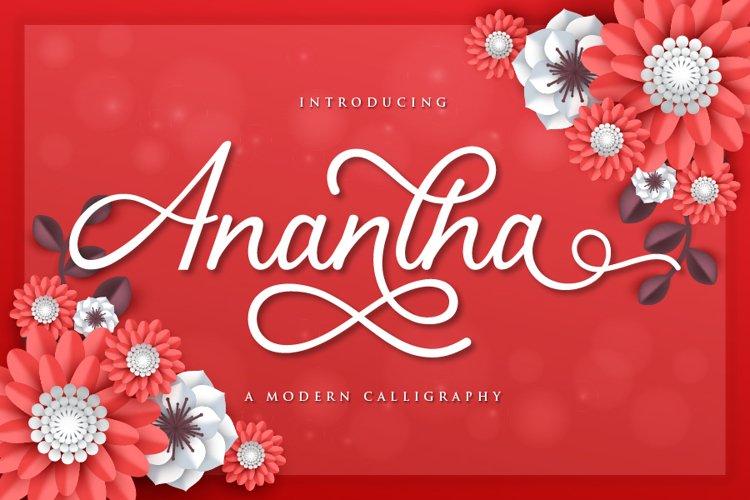 Anantha example image 1