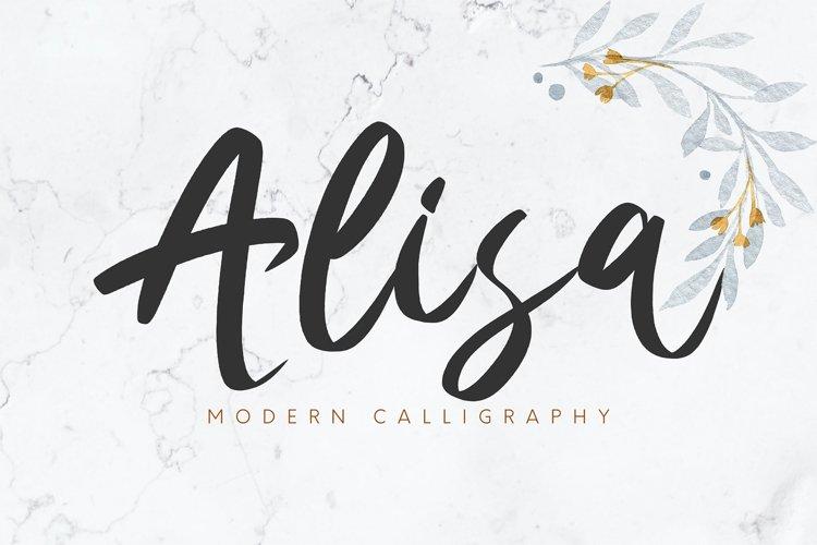 Alisa example image 1