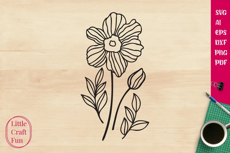 Flowers Svg, Florals Svg