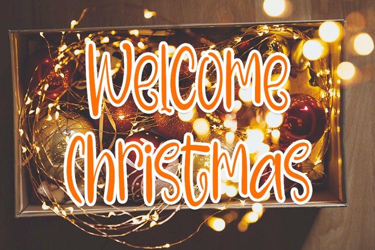 Welcome Christmas example image 1