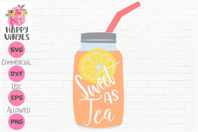 Cute SVG Sweet Tea SVG Southern SVG