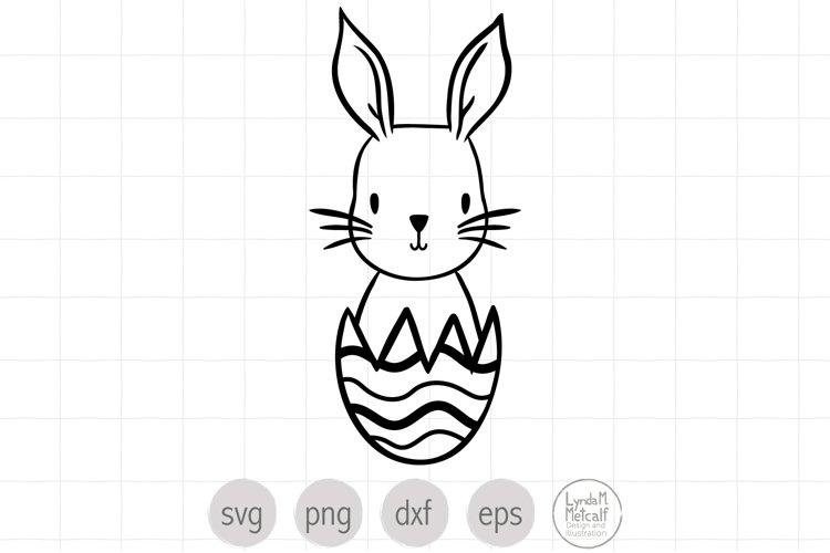 Easter Bunny svg, Easter svg for Kids, Bunny svg, Rabbit svg