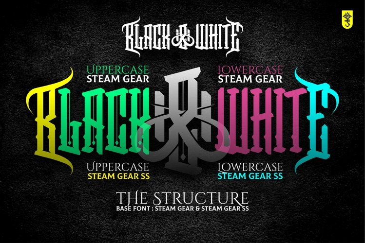 Steam Gear example image 1