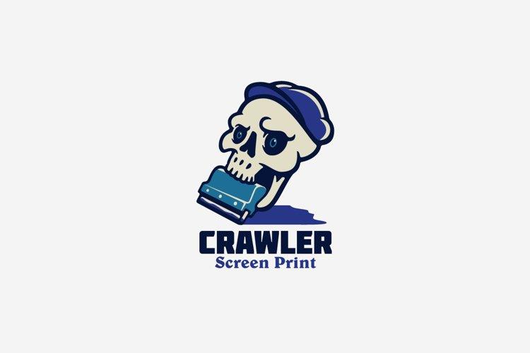 Crawler Logo Template
