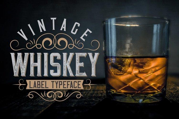 Vintage Whiskey example image 1