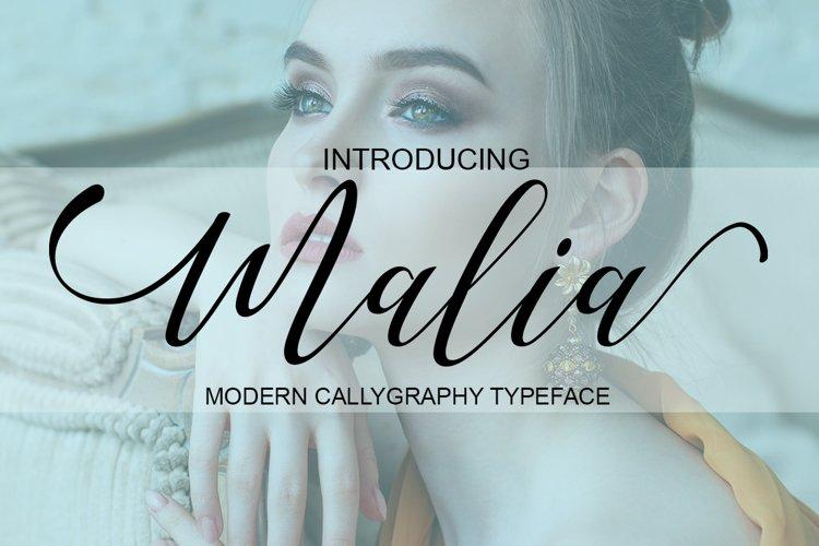 Love malia example image 1
