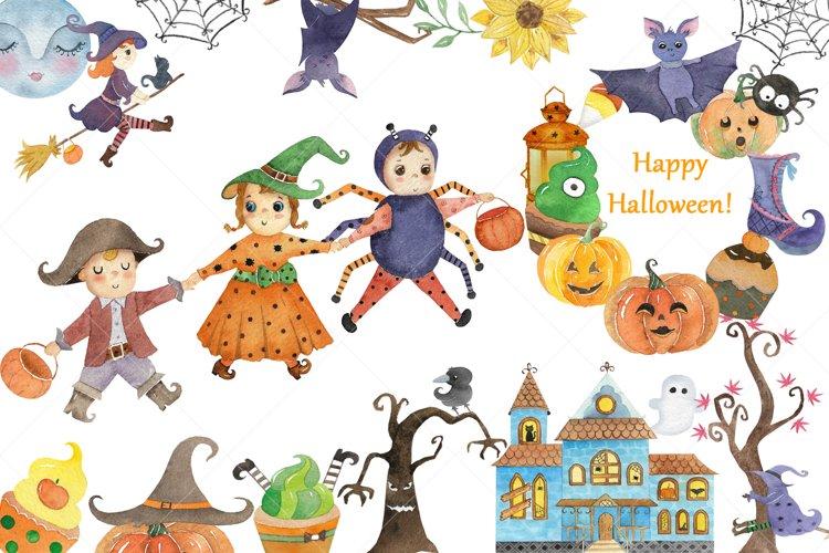 Halloween set example image 1