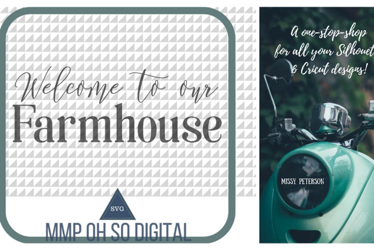 Welcome to Our Farmhouse SVG , Farmhouse sign, farmhouse decor, farmhouse cut file, farmhouse SVG, Welcome SVG, Rustic svg, housewarming