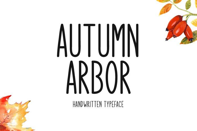 Autumn Arbor example image 1