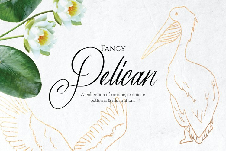 Fancy Pelican Collection