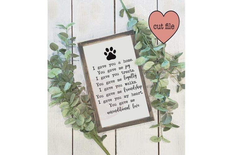 Dog SVG, dog love svg, pet svg, wood sign svg