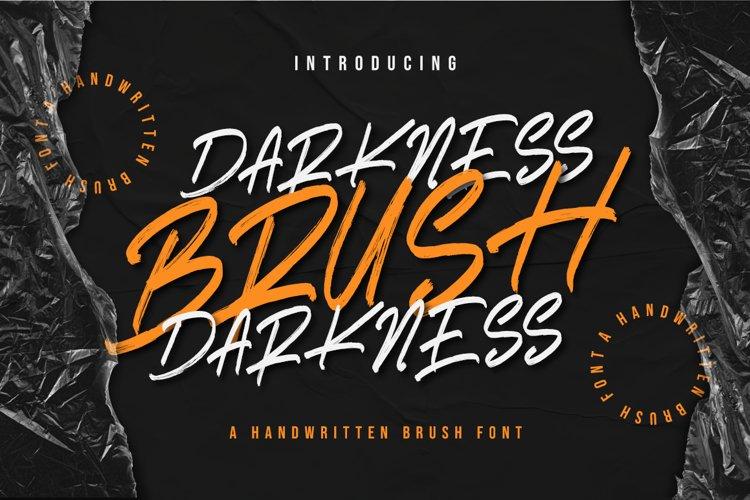Darkness Brush example image 1