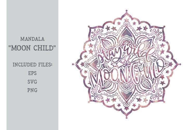 Mandala - Moon Child