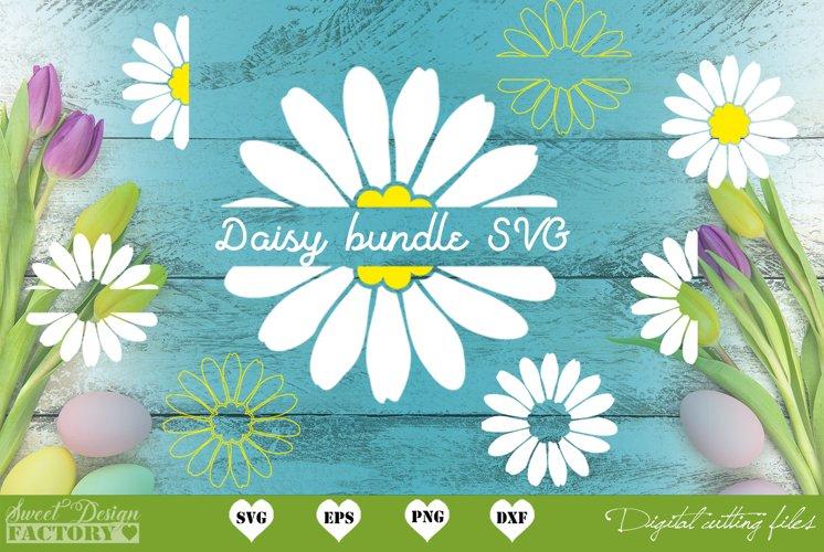 Daisy bundle SVG