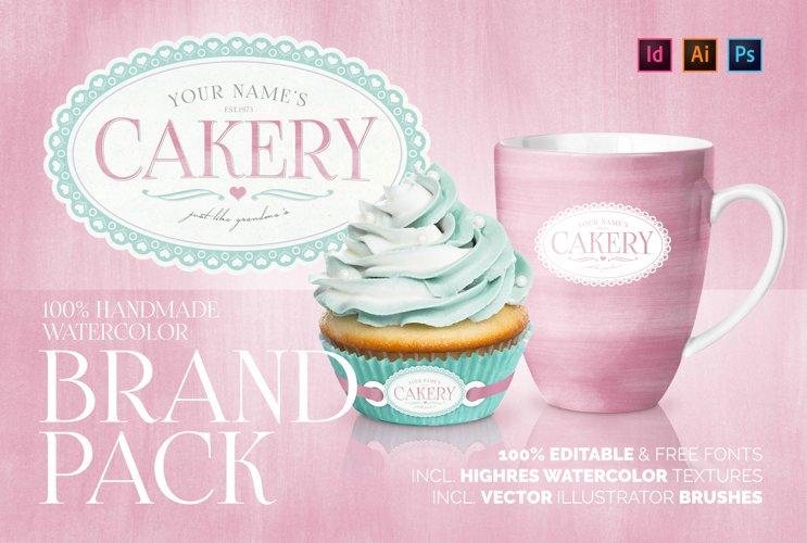 Grandmas Cackery - Brand Pack