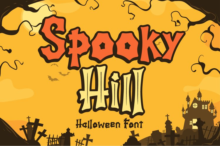 Spooky Hill example image 1