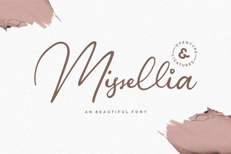 Missellia Script example image 1